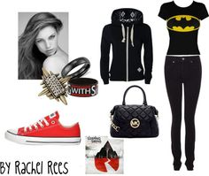 """""""Emo style. Sleeping with sirens"""" by rachelrees ❤ liked on Polyvore"""