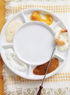 Mango Sweet and Sour Sauce Sauce Béarnaise, Mint Sauce, New Recipes, Cooking Recipes, Bearnaise Sauce, Ricardo Recipe, Sesame Sauce, Mango Puree, Dinner Party Recipes