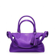 Coach Legacy Leather Molly Satchel ($348) ❤ liked on Polyvore