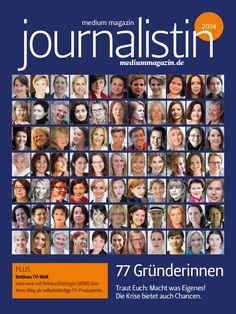 http://berufebilder.de/wp-content/uploads/2014/11/journalistin.jpg Eine von 77 Unternehmerinnen des medium magazins: Macht was Eigenes!