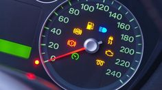 What dashboard warning lights mean.