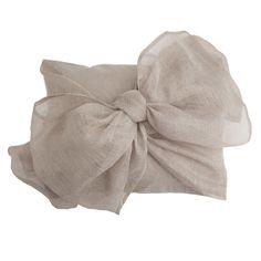 Simplicity Boudoir Bow Pillow