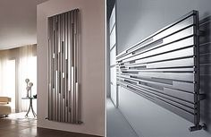 modern room radiator 06 Modern Radiators by Different Designers