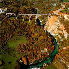 Places to visit: river Tara, Durmitor, Montenegro