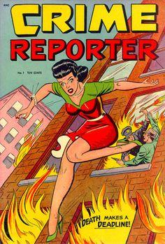 Crime Reporter 001