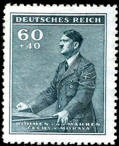 1942 Adolf Hitler at the lectern