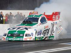 ( HOT ROD 2016 ) - Top Fuel Funny Car - drag racing Castrol GTX.                                                                                                                                                     More