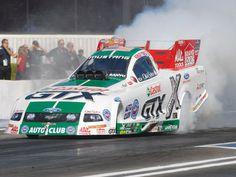 Top Fuel Funny Car - drag racing