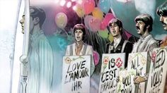From writer Vivek J. Tiwary and artist Andrew C. Robinson - THE FIFTH BEATLE (http://TheFifthBeatle.com) is a graphic novel recounting the untold true story of Brian Epstein, the brilliant visionary who discovered the Beatles in a cellar in Liverpool, nurtured, protected, and guided them to international stardom, and died extremely successful and painfully lonely at the young age of 32.