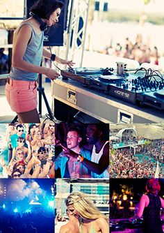 Hideout Festival, Island of Pag, Croatia - 3rd-5th July 2013 - more boat parties, beach parties and great music than you could shake a DJ at...