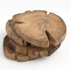 wood serving ideas | ... out: Festive, drink-serving gear for the booziest time of year
