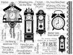 The Craft's Meow - Vintage Clocks