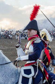 Cuirassier reenactor officer at the 2015 200th anniversary of Waterloo. Great! Войны и воины   ВКонтакте