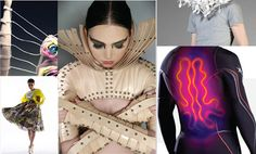 """Think fashion and technology are the way of the future when it comes to tapping into our emotions, charging cell phones or just wearing """"living jewelry?"""""""