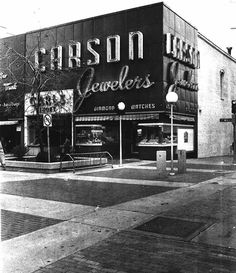 Carson Jewelers downtown Decatur Illinois