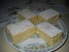 vanilla: Citromos pite / Limun kocke