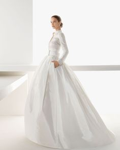 Rosa Clara 2013 + My Dress of the Week - Belle the Magazine . The Wedding Blog For The Sophisticated Bride