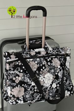 This would be great for Spirit Air flights which limit carry on size.  garment bag 020 copy