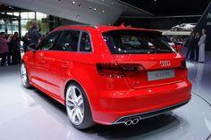 Практичная 2013 Audi A3 Sportback