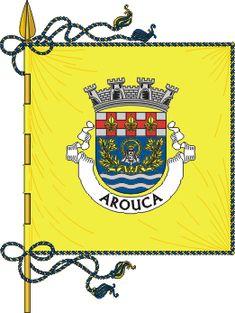 Bandeira de Arouca