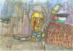 توونز ماك: بورتريه بالعربي Painting, Art, Painting Art, Paintings, Kunst, Paint, Draw, Art Education, Artworks