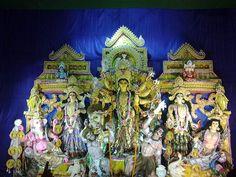 Durga Puja at Kolkata