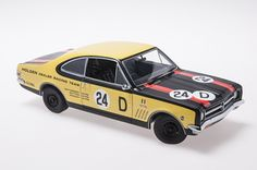 Holden HK Monaro GTS327 - 1968 Bathurst 2nd Place - Drivers: Palmer/West (1968) - Biante - 1/18 - sooooon to be released