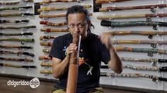 Take your didgeridoo rhythms beyond a single bar by overlapping harmonics to create an ever-evolving rhythm