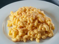A 5-star recipe for Macaroni and Cheese for a Crowd made with elbow macaroni, milk, Colby cheese, Cheddar cheese, butter, flour, salt, white pepper