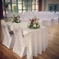 Chair Covers Wedding Yorkshire Cuddle Bed 32 Best By Lovely Weddings Images White With Pale Silver Organza Bows We Style Throughout Www Lovelyweddings Co Uk