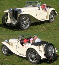 1930s-sports car