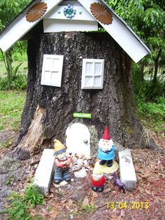 Added another Gnome to my Gnome home.