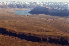 Ostler Fault, Mackenzie Basin   Sciencelearn Hub