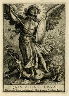 Quis Sicut Deus – Saint Michael story | Quidnunc