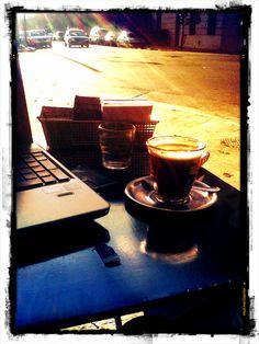 De Cata, rico café por Palermo