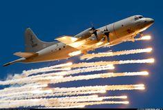 Lockheed P-3C Orion; Bodø, Norway