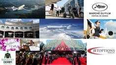 Private jet charter Cannes Film Festival, Kentucky Derby and Mothers Day 2016