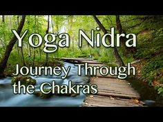 Yoga Nidra guided meditative journey through the Chakras. 32 min from the Amrit Yoga Institute. Guided Meditation, Yoga Nidra Meditation, Guided Relaxation, Meditation For Beginners, Meditation Techniques, Healing Meditation, Mindfulness Meditation, Chakra Healing, Meditation Rooms