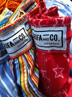 TARIFA and COMPANY choose your one #swimtrunks #swimwear #customizable #personalize #initials #mongram #mixit #summer #menswear #man #giftsforhim #mensfashion #style #stars #stripes #fashion #beach #create #personalize