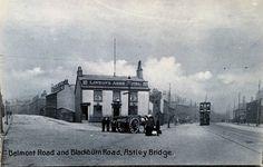 Belmont rd & Blackburn rd, Bolton