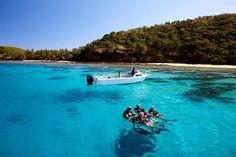 Intrepidholidays - Mantaray Island Resort