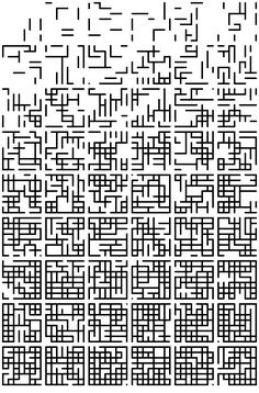 ertdfgcvb is a container for projects, games and interactive toys created by Andreas Gysin Line Patterns, Graphic Patterns, Textures Patterns, Graphisches Design, Pattern Design, Graphic Design, 3d Foto, Blackwork, Generative Art