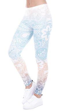 68eaf43b285c8d 29 Best Unique Leggings images in 2019 | Workout leggings, High ...