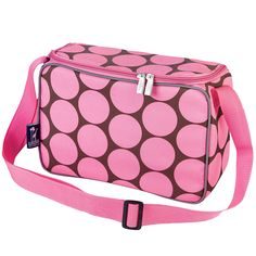 Check out all of our lunch bags!! Keep your life and your lunch chill with a Wildkin Lunch Cooler. Cute, non-toxic, and lined with reflective safety tape for peace-of-mind, this awesome soft-fabric co