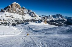 Italy is the place we go to wallow in the gorgeous scenery, to linger over lunch and ski without pressure. That said, Italy's ski resorts span some of Europe's Vacation Trips, Vacations, Aosta Valley, Best Ski Resorts, Best Skis, Alpine Skiing, Alps, Travelling, Scenery