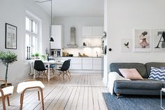 Inspiring Homes: Alvhem Home in Vasastaden