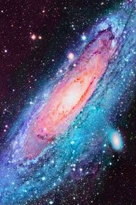 Andromeda Galaxy (the Andromeda Galaxy is one of the closest Galaxy to us, scientists even believe that someday the Andromeda Galaxy will make a collision with our Milky way and completely destroy both of the Galaxies). I learned this on How The Universe Cosmos, Constellations, Galaxy Space, Galaxy Galaxy, Space And Astronomy, Hubble Space, Space Telescope, Space Shuttle, Deep Space