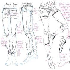 Pants Folds