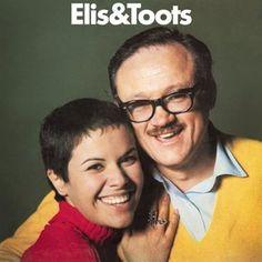 Toots Thielemans, considerado 'rei da gaita', morre aos 94 anos  Foto: Disco lançado por Toots Thielemans e Elis Regina em 1969 (Foto: Divulgação)