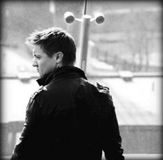 Jeremy Renner <3 In Moscow. You could never understand my obsession until you've heard him sing